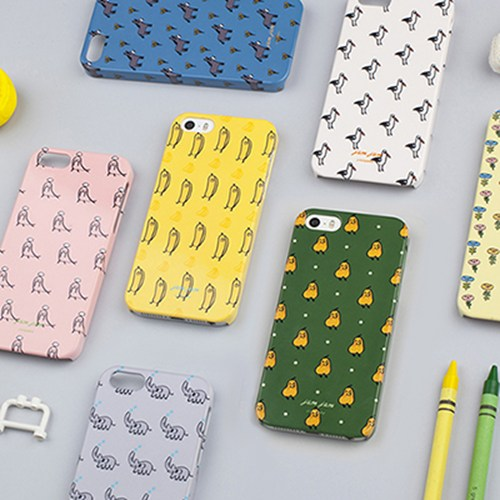 JAM JAM pattern case - iPhone5/5S