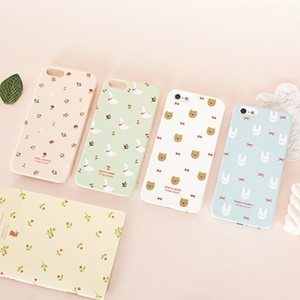 piyo pattern case - iPhone5/5S